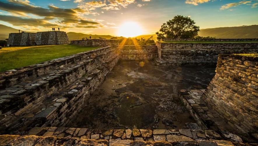 Foto de Mixco Viejo es publicada en National Geographic en Español