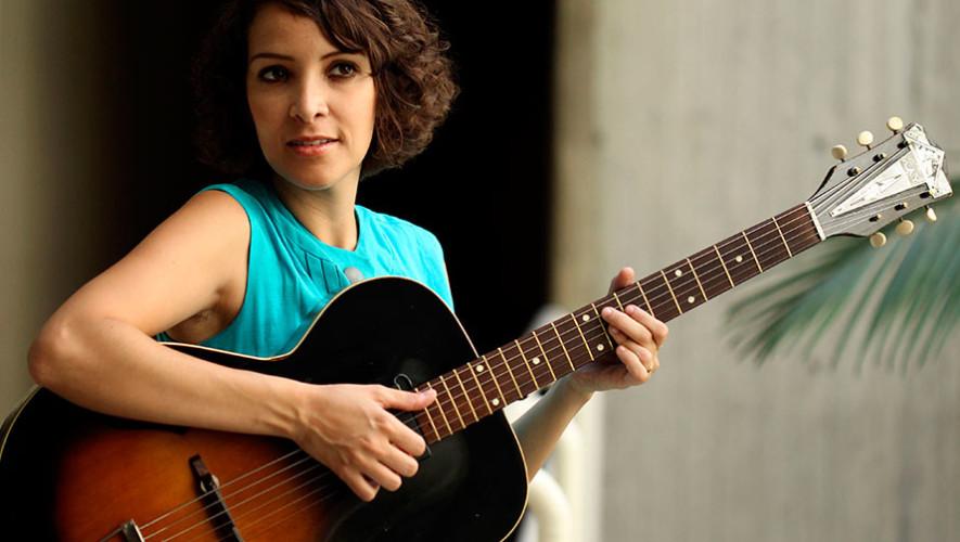 Gaby Moreno compartirá escenario junto a Yahaira Tubac y Manguito