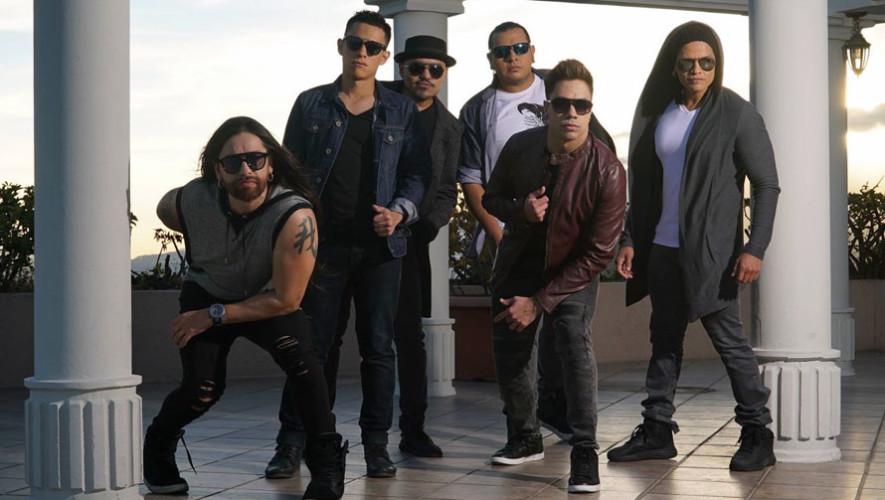 Concierto de Gangster en El Cevichín | Julio 2017