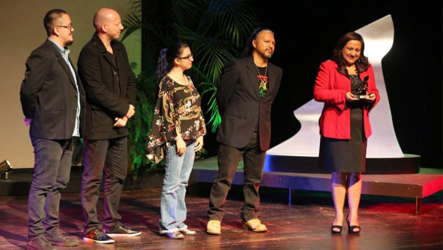 Guatemaltecos reciben el Premio Ángel de la Cultura 2017