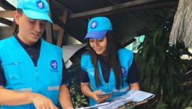 INE inicia convocatoria para empleos 2017 del censo en Guatemala