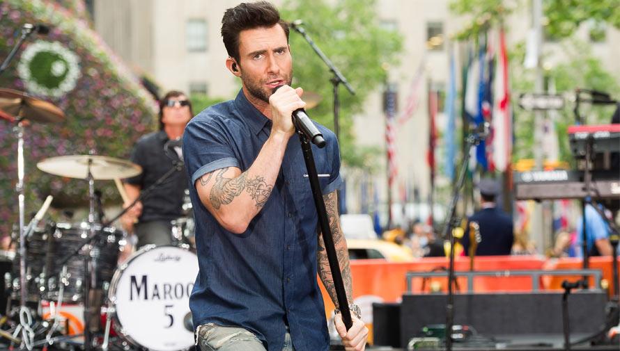 Juego cosas que solo un verdadero fan de Maroon 5 podrá contestar