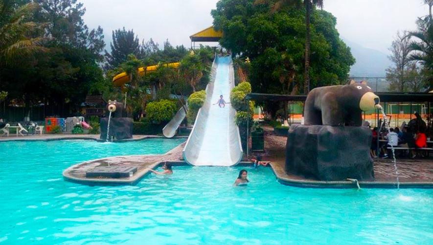Visita el parque acu tico la ceiba lugares tur sticos for Balneario de fortuna precios piscina
