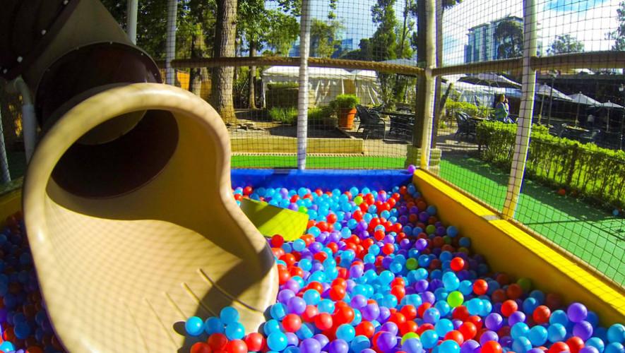 Area Infantil De Los Cebollines Restaurantes Con Juegos Para Ninos
