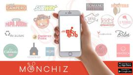 Monchiz, la aplicación guatemalteca para pedir comida a domicilio