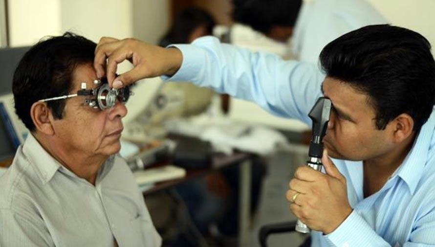 Operaciones de ojos gratis en Guatemala, julio 2017