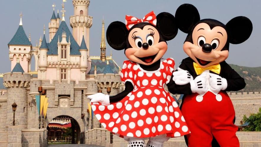 Oportunidad de empleo para los guatemaltecos en Walt Disney Company
