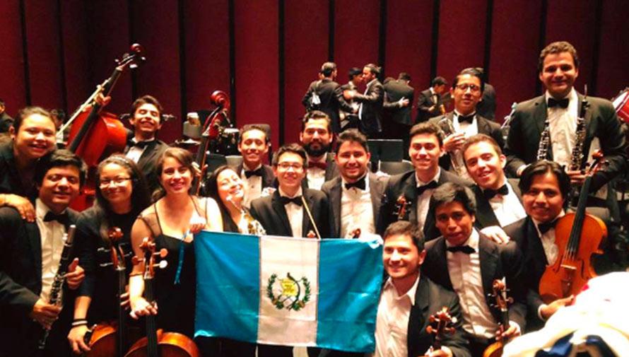 Pianista guatemalteco representará a Guatemala en la Orquesta de las Américas