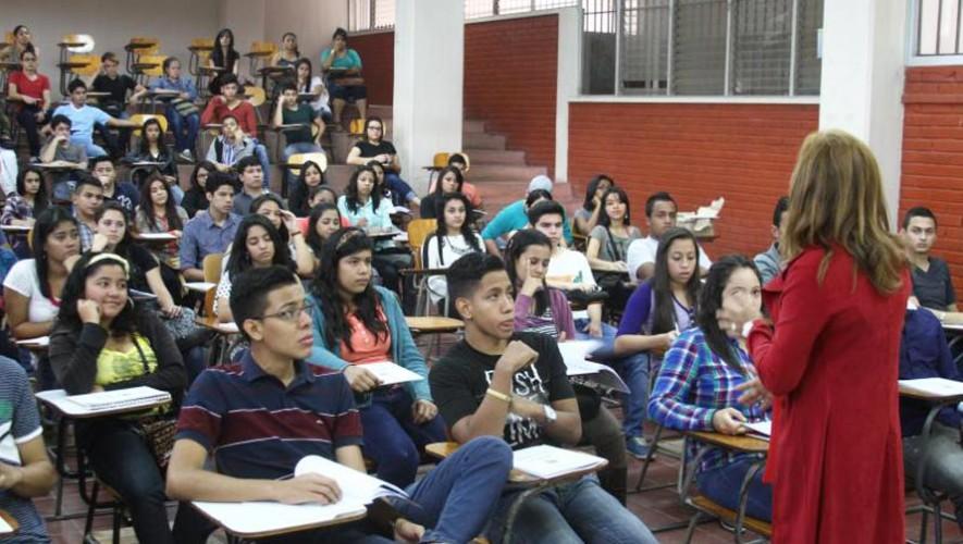 Talleres gratuitos para pruebas de conocimientos básicos universidad de San Carlos
