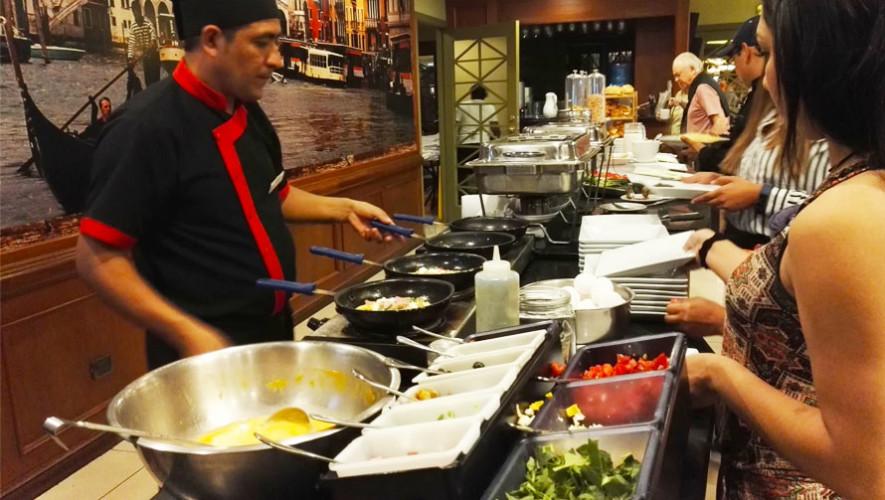 Buffet De Best Western Plus Hotel Stofella