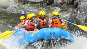 Rafting en río Cahabón, Guatemala | Julio 2017