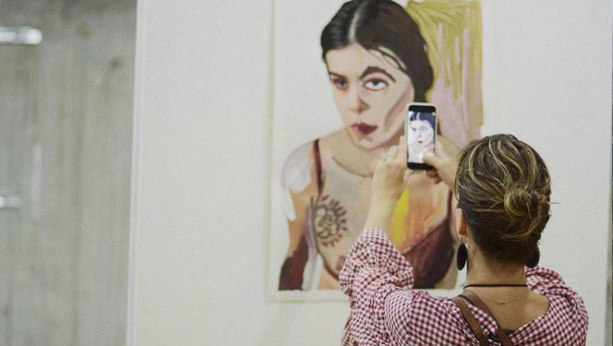 Exposición de arte en Cuatro Grados Norte | Agosto 2017