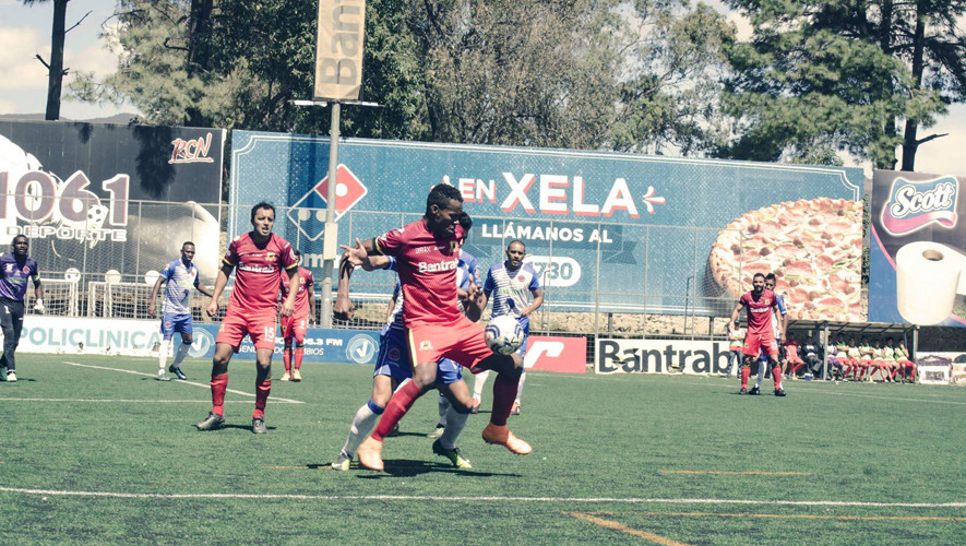Partido amistoso Rosario vs Marquense a beneficio de Ayuvi | Julio 2017