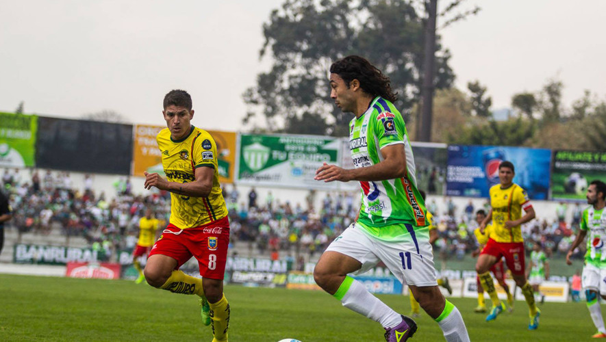 Partido de Antigua vs Marquense por el Torneo Apertura| Julio 2017