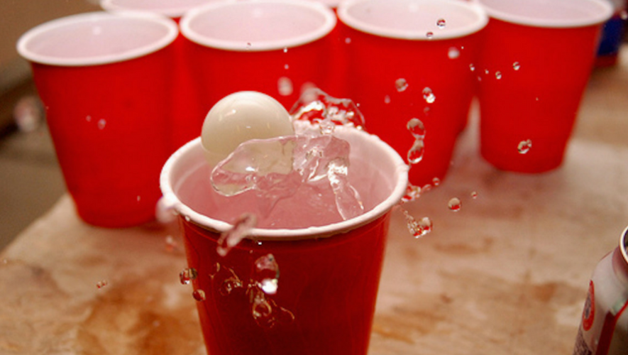 Torneo de Beer Pong en La Llorona zona 1   Julio 2017