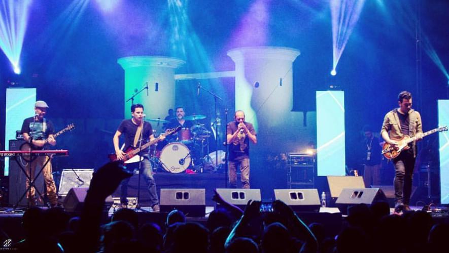 Concierto de Bohemia Suburbana en Festival Revolution | Octubre 2017