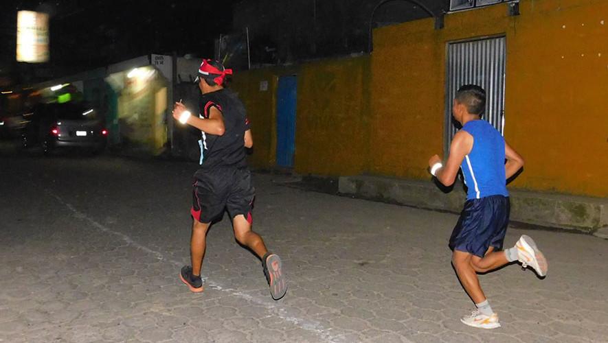 Carrera Nocturna 9K Toko'qa Run en Tecpán   Julio 2017
