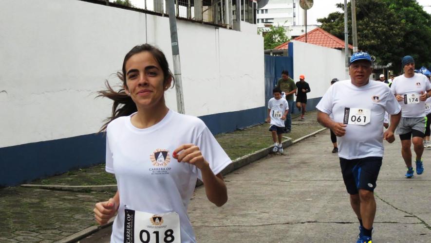 Carrera OP en Ciudad de Guatemala | Julio 2017