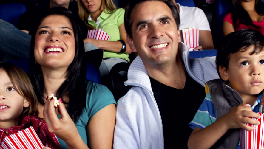 Tarde de cine familiar gratuito en Avia | Julio 2017