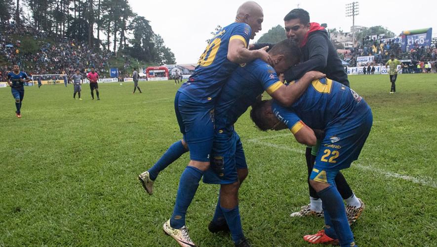 Partido de Cobán vs Siquinalá por el Torneo Apertura| Agosto 2017