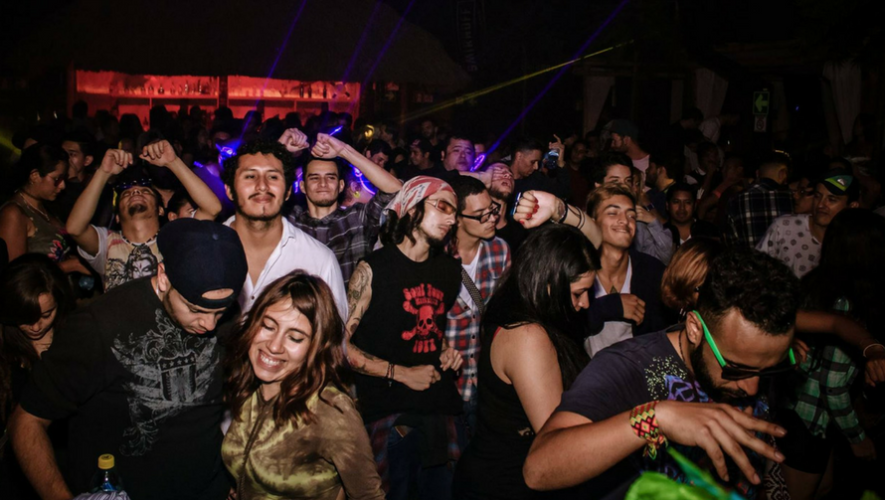 "Fiesta de música electrónica ""Conga"" en Arkadia | Julio 2017"