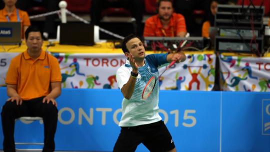 El atleta oriundo de Zacapa finalizó con su gira por Norteamérica con el US Open. (Foto: COGuatemalteco)