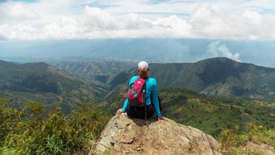Ascenso a 4 volcanes de Jalapa en un fin de semana | Agosto 2017