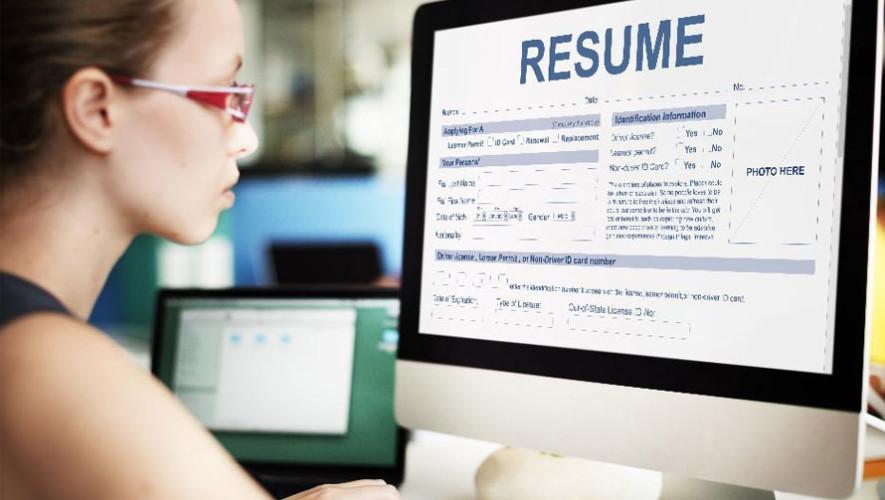 Taller para realizar un currículum y perfil en LinkedIn | Julio 2017