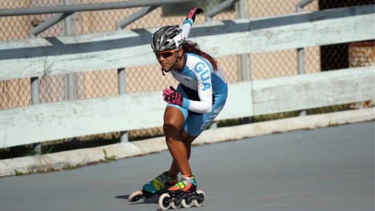 Dalia Soberanis buscará convertirse en la segunda guatemalteca en conseguir una medalla en este evento multideportivo. (Foto: COGuatemalteco)