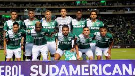 Jerez tuvo su primera experiencia en una de las competencias más importantes del fútbol sudamericano. (Foto: Deportivo Cali)