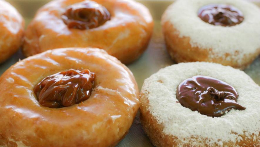 Donas Dixie Donuts en NuChef   Julio 2017
