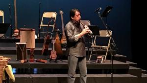 Concierto de Etno Fusión en Teatro Dick Smith | Agosto 2017