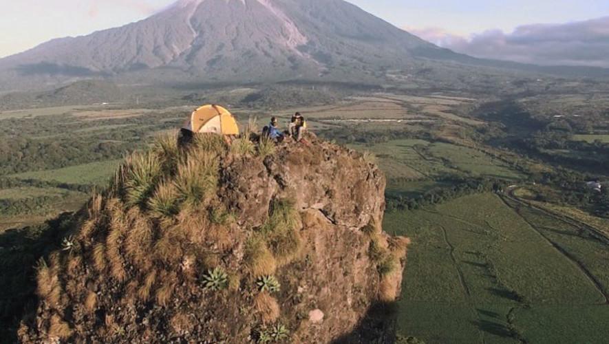 Viaje a Cerro Mirandilla en Escuintla   Agosto 2017