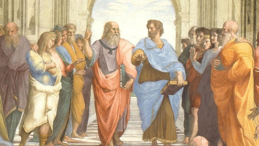 Curso gratuito de Filosofía Antigua en Nueva Acrópolis | Julio 2017