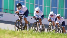 El equipo A se llevó el segundo lugar del medallero, al acumular un total de 7 medallas en total. (Foto: COGuatemalteco)