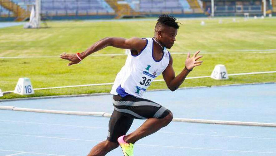 Blanco impuso su marca en los 400 metros planos durante su participación en España. (Foto: FNA)