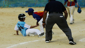 (Foto: Pequeñas Ligas de Béisbol de Colombia)