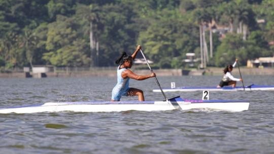 El Festival Deportivo cerró de la mejor manera con las pruebas de canotaje, donde Guatemala se proclamó campeón. (Foto: COGuatemalteco)