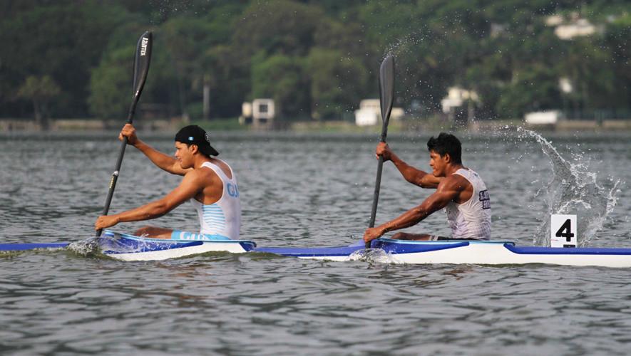 El Club Náutico del Lago de Amatitlán sirvió como escenario para que se desarrollaran las competencias. (Foto: COGuatemalteco)