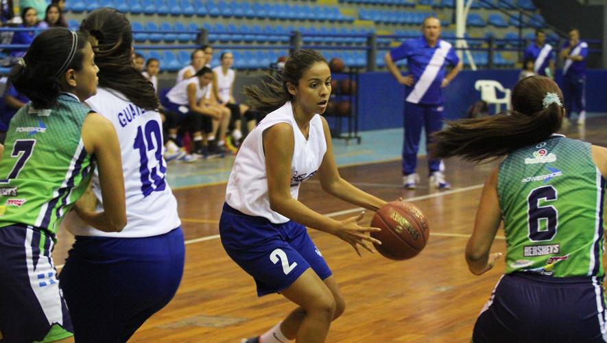 Guatemala estará en busca de una de las 3 plazas en juego para la Copa América de baloncesto. (Foto: CDAG)
