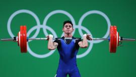 Pineda será uno de los referentes del equipo de pesas en Estados Unidos. (Foto: COGuatemalteco)