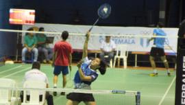 Varios de los badmintonistas juveniles vienen de participar en el Festival Deportivo Internacional. (Foto: COGuatemalteco)
