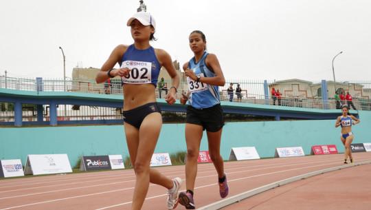 Guatemala compitió en las pruebas de vallas, pruebas comibnadas, salto y marcha atlética. (Foto: Panamericano U20 de Atletismo - Trujillo 2017)