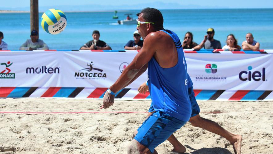 Luis García y Andy Leonardo serán los protagonistas del torneo, al ser los actuales campeones en la rama masculina. (Foto: Afecavol)