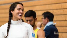 Rocio Aragón buscará la medalla en la final individual femenina. (Foto: UIPM World)