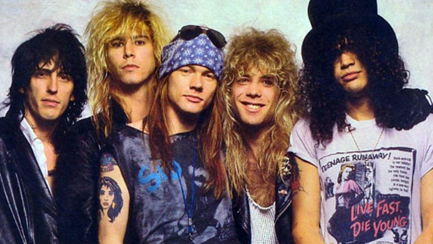 Tributo a Guns and Roses por Tributosaurus Rex | Diciembre 2018