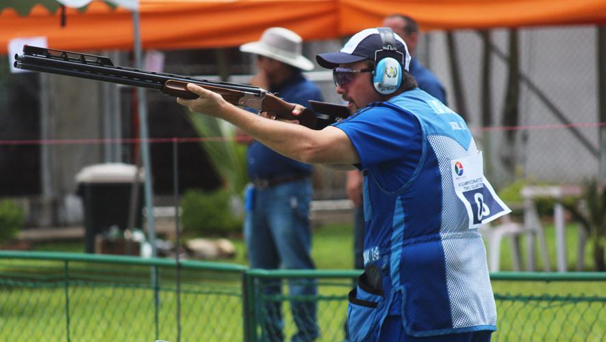 Herberth y Jean Pierrre confirmaron sus condiciones como dos de los mejores tiradores de la región. (Foto: COGuatemalteco)