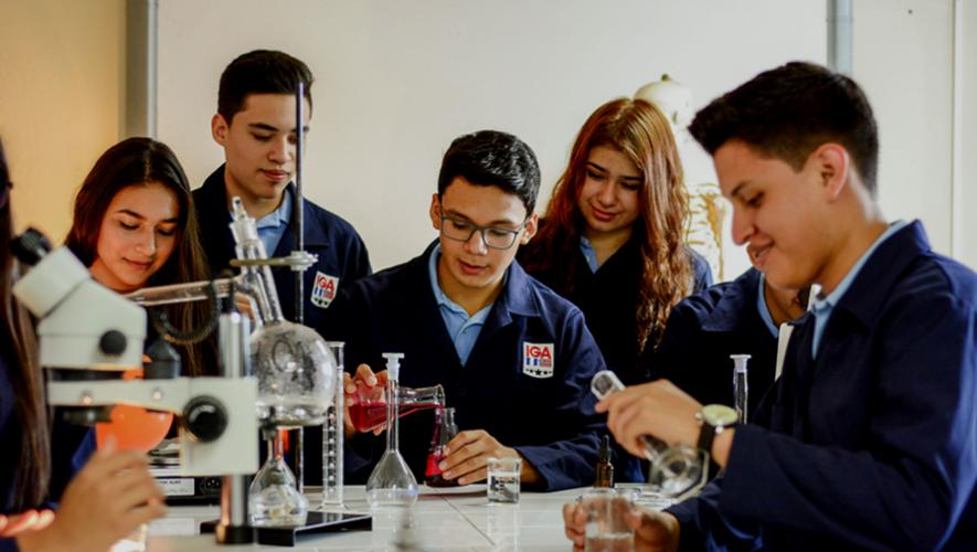 Open House en Colegio del IGA | Octubre 2017