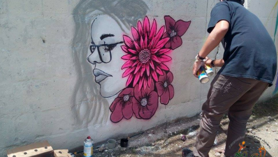 "Festival de Graffiti ""Ixöt Art"" en Mixco   Junio 2017"
