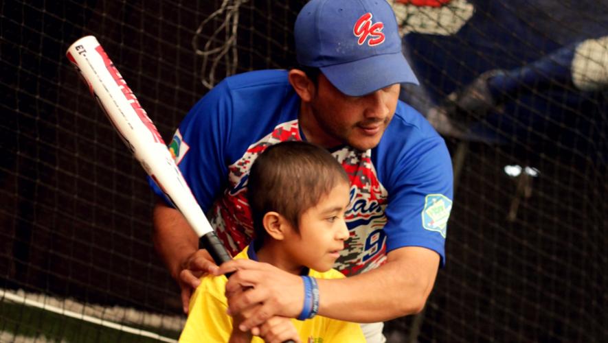 Juego de béisbol a beneficio de niños con cáncer en Diamante Dr. Arturo Gálvez Sobral | Septiembre 2017
